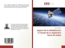 Couverture de Apport de la télédétection à l'étude de la végétation Oasis de Gabes