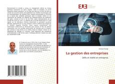 Couverture de La gestion des entreprises