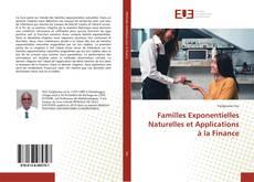 Borítókép a  Familles Exponentielles Naturelles et Applications à la Finance - hoz