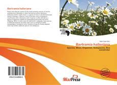 Couverture de Bartramia halleriana