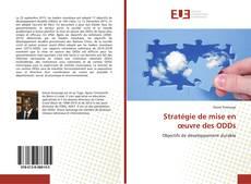 Couverture de Stratégie de mise en œuvre des ODDs