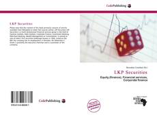 Bookcover of LKP Securities
