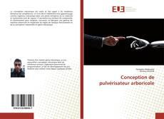 Bookcover of Conception de pulvérisateur arboricole