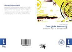 Bookcover of Georgiy Dobrovolskiy