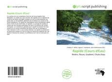Bookcover of Rapide (Cours d'Eau)