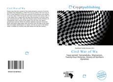 Copertina di Civil War of Wa
