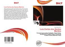Luis Carlos dos Santos Martins kitap kapağı