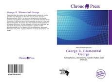 Обложка George R. Blumenthal George