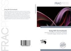 Bookcover of Greg Hill (Cornerback)