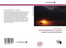 Couverture de Archontophoenix Tuckeri