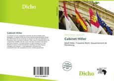 Buchcover von Cabinet Hitler