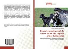 Bookcover of Diversité génétique de la chèvre locale des régions arides tunisiennes