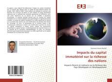 Bookcover of Impacts du capital immatériel sur la richesse des nations