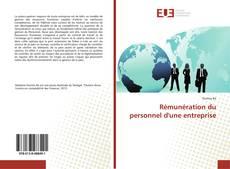 Bookcover of Rémunération du personnel d'une entreprise