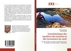 Обложка Caractéristique des aquifères des basaltes et des formations du socle