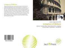 Capa do livro de Longinus of Selinus