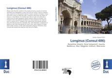 Capa do livro de Longinus (Consul 486)