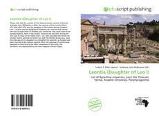 Couverture de Leontia (Daughter of Leo I)