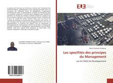 Обложка Les specifités des principes du Management