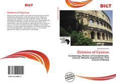 Bookcover of Gelasius of Cyzicus