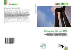 Capa do livro de Florentius (Consul 429)