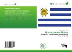 Portada del libro de Gouvernement Mujica