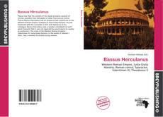 Bookcover of Bassus Herculanus