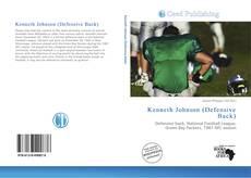 Buchcover von Kenneth Johnson (Defensive Back)