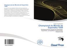 Обложка Championat du Monde de Superbike 1998
