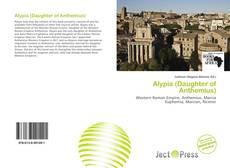 Capa do livro de Alypia (Daughter of Anthemius)