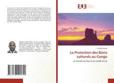 Bookcover of La Protection des Biens culturels au Congo