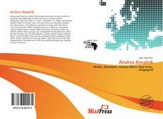 Bookcover of Andrei Amalrik