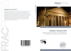 Capa do livro de Ardabur (Consul 427)