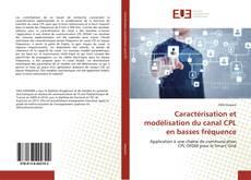 Portada del libro de Caractérisation et modélisation du canal CPL en basses fréquence