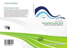 Capa do livro de Deoxyribonucleic Acid