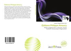 Bookcover of Éditions Philippe Amaury