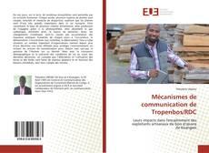 Обложка Mécanismes de communication de Tropenbos/RDC