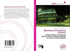 Couverture de Maximinus (Praetorian Prefect)
