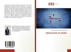 Copertina di Démocratie et média