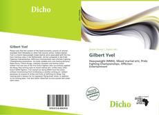 Bookcover of Gilbert Yvel
