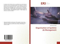 Portada del libro de Organisation et Système de Management
