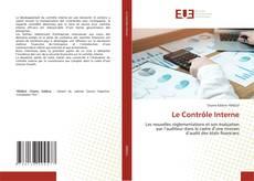 Bookcover of Le Contrôle Interne