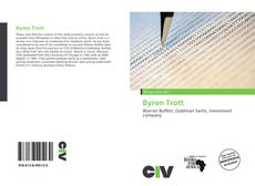 Bookcover of Byron Trott