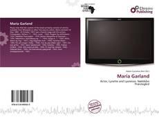 Maria Garland的封面