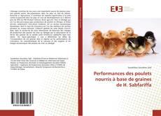 Portada del libro de Performances des poulets nourris à base de graines de H. Sabfariffa