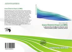 Iowa District East (LCMS) kitap kapağı