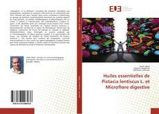 Copertina di Huiles essentielles de Pistacia lentiscus L. et Microflore digestive