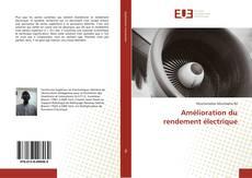 Buchcover von Amélioration du rendement électrique