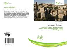 Couverture de Julian of Antioch