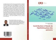 Buchcover von Contribution à l'étude de l'épithéliocytose des poissons